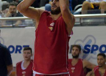 Marco Santiangeli Brindisi - Virtus Roma Torneo di Rieti Rieti 23/09/2018 Foto Ciamillo-Castoria