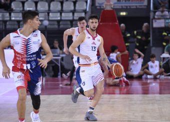Virtus Roma - BPC Virtus CassinoCampionato Basket LNP 2018/2019Roma 07/10/2018G. Masi / Ciamillo-Castoria