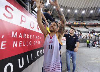 Virtus Roma - BPC Virtus Cassino Campionato Basket LNP 2018/2019 Roma 07/10/2018 G. Masi / Ciamillo-Castoria