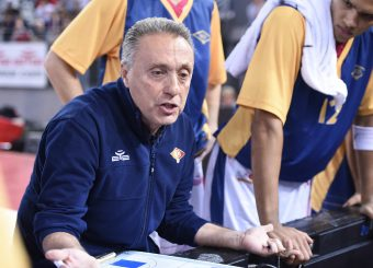 Piero BucchiVirtus Roma - Leonis RomaCampionato Basket LNP 2018/2019Roma 24/10/2018Gennaro Masi / Ciamillo-Castoria
