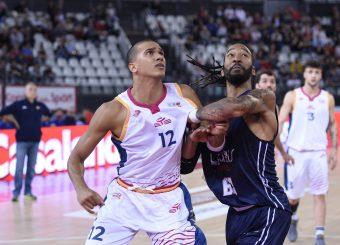 Daniele SandriVirtus Roma - Leonis RomaCampionato Basket LNP 2018/2019Roma 24/10/2018Gennaro Masi / Ciamillo-Castoria