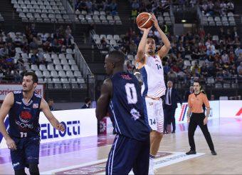 Andrea SaccaggiVirtus Roma - Leonis RomaCampionato Basket LNP 2018/2019Roma 24/10/2018Gennaro Masi / Ciamillo-Castoria
