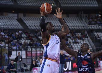 Henry SimsVirtus Roma - Leonis RomaCampionato Basket LNP 2018/2019Roma 24/10/2018Gennaro Masi / Ciamillo-Castoria