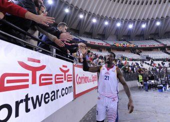 Virtus Roma - Leonis RomaCampionato Basket LNP 2018/2019Roma 24/10/2018Gennaro Masi / Ciamillo-Castoria