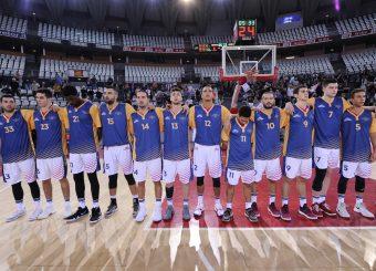 Virtus Roma - Leonis Roma Campionato Basket LNP 2018/2019 Roma 24/10/2018 Gennaro Masi / Ciamillo-Castoria