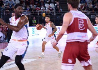 Nic Moore Virtus Roma - 2B Control Trapani Campionato Basket LNP 2018/2019 Roma 18/11/2018 Foto Gennaro Masi / Ciamillo-Castoria