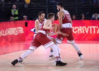 Massimo Chessa Virtus Roma - 2B Control Trapani Campionato Basket LNP 2018/2019 Roma 18/11/2018 Foto Gennaro Masi / Ciamillo-Castoria
