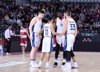 Virtus Roma Virtus Roma - 2B Control Trapani Campionato Basket LNP 2018/2019 Roma 18/11/2018 Foto Gennaro Masi / Ciamillo-Castoria