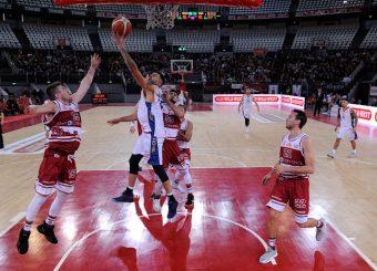 Aristide Landi Virtus Roma - 2B Control Trapani Campionato Basket LNP 2018/2019 Roma 18/11/2018 Foto Gennaro Masi / Ciamillo-Castoria