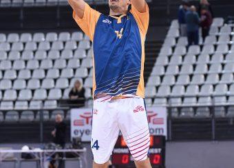 Andrea Saccaggi Virtus Roma - Zeus Energy Group Rieti Campionato Basket LNP 2018/2019 Roma 02/12/2018 Foto Gennaro Masi / Ciamillo-Castoria