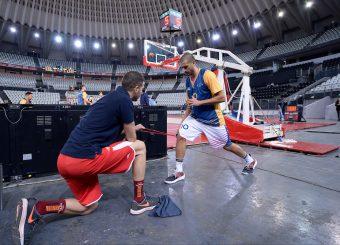 Massimo Chessa Virtus Roma - Zeus Energy Group Rieti Campionato Basket LNP 2018/2019 Roma 02/12/2018 Foto Gennaro Masi / Ciamillo-Castoria