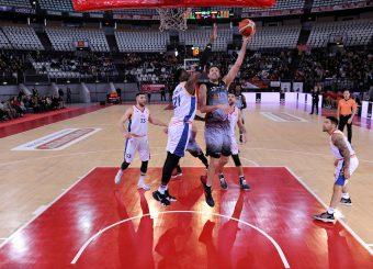 Angelo Gigli Virtus Roma - Zeus Energy Group Rieti Campionato Basket LNP 2018/2019 Roma 02/12/2018 Foto Gennaro Masi / Ciamillo-Castoria