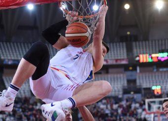 Amar Alibegovic Virtus Roma - Zeus Energy Group Rieti Campionato Basket LNP 2018/2019 Roma 02/12/2018 Foto Gennaro Masi / Ciamillo-Castoria
