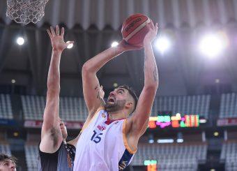 Aristide Landi Virtus Roma - Zeus Energy Group Rieti Campionato Basket LNP 2018/2019 Roma 02/12/2018 Foto Gennaro Masi / Ciamillo-Castoria