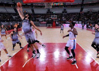 Giovanni Carenza Virtus Roma - Zeus Energy Group Rieti Campionato Basket LNP 2018/2019 Roma 02/12/2018 Foto Gennaro Masi / Ciamillo-Castoria