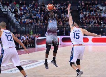 Bobby Jones Virtus Roma - Zeus Energy Group Rieti Campionato Basket LNP 2018/2019 Roma 02/12/2018 Foto Gennaro Masi / Ciamillo-Castoria