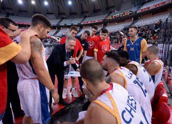 Piero Bucchi Virtus Roma - Zeus Energy Group Rieti Campionato Basket LNP 2018/2019 Roma 02/12/2018 Foto Gennaro Masi / Ciamillo-Castoria