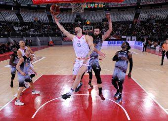 Tommaso Baldasso Virtus Roma - Zeus Energy Group Rieti Campionato Basket LNP 2018/2019 Roma 02/12/2018 Foto Gennaro Masi / Ciamillo-Castoria