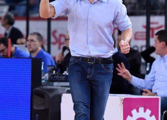 Alessandro Rossi Virtus Roma - Zeus Energy Group Rieti Campionato Basket LNP 2018/2019 Roma 02/12/2018 Foto Gennaro Masi / Ciamillo-Castoria
