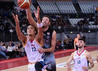 Daniele Sandri Angelo Gigli Virtus Roma - Zeus Energy Group Rieti Campionato Basket LNP 2018/2019 Roma 02/12/2018 Foto Gennaro Masi / Ciamillo-Castoria