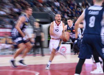 Massimo Chessa Virtus Roma - Remer Blu Basket Treviglio Campionato Basket LNP 2018/2019 Roma 23/12/2018 Foto Gennaro Masi / Ciamillo-Castoria