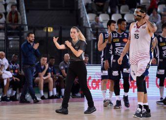 Silvia Marziali Virtus Roma - Remer Blu Basket Treviglio Campionato Basket LNP 2018/2019 Roma 23/12/2018 Foto Gennaro Masi / Ciamillo-Castoria