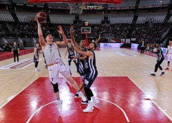 Amar Alibegovic Virtus Roma - Remer Blu Basket Treviglio Campionato Basket LNP 2018/2019 Roma 23/12/2018 Foto Gennaro Masi / Ciamillo-Castoria