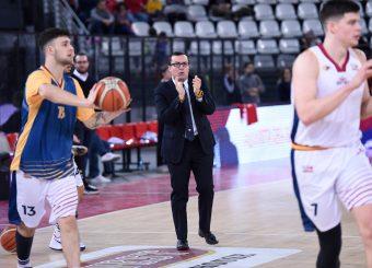Daniele Michelutti Virtus Roma - Axpo Legnano Campionato Basket LNP 2018/2019 Roma 06/01/2019 Foto Gennaro Masi / Ciamillo-Castoria