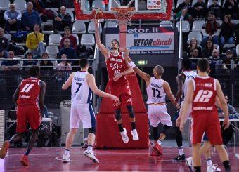 Davide Bozzetto Virtus Roma - Axpo Legnano Campionato Basket LNP 2018/2019 Roma 06/01/2019 Foto Gennaro Masi / Ciamillo-Castoria