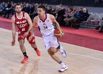 Andrea Saccaggi Virtus Roma - Axpo Legnano Campionato Basket LNP 2018/2019 Roma 06/01/2019 Foto Gennaro Masi / Ciamillo-Castoria