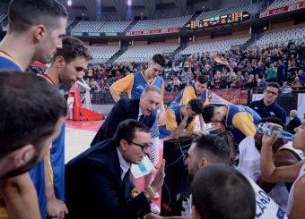 Piero Bucchi Virtus Roma - Axpo Legnano Campionato Basket LNP 2018/2019 Roma 06/01/2019 Foto Gennaro Masi / Ciamillo-Castoria