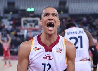 Daniele Sandri Virtus Roma - Axpo Legnano Campionato Basket LNP 2018/2019 Roma 06/01/2019 Foto Gennaro Masi / Ciamillo-Castoria