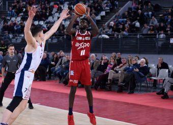 Makinde London Virtus Roma - Axpo Legnano Campionato Basket LNP 2018/2019 Roma 06/01/2019 Foto Gennaro Masi / Ciamillo-Castoria