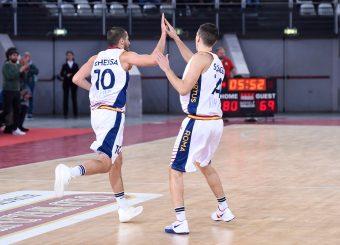 Massimo Chessa Virtus Roma - Axpo Legnano Campionato Basket LNP 2018/2019 Roma 06/01/2019 Foto Gennaro Masi / Ciamillo-Castoria