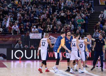 Virtus Roma Virtus Roma - Axpo Legnano Campionato Basket LNP 2018/2019 Roma 06/01/2019 Foto Gennaro Masi / Ciamillo-Castoria