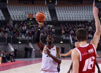 Henry Sims Virtus Roma - Axpo Legnano Campionato Basket LNP 2018/2019 Roma 06/01/2019 Foto Gennaro Masi / Ciamillo-Castoria