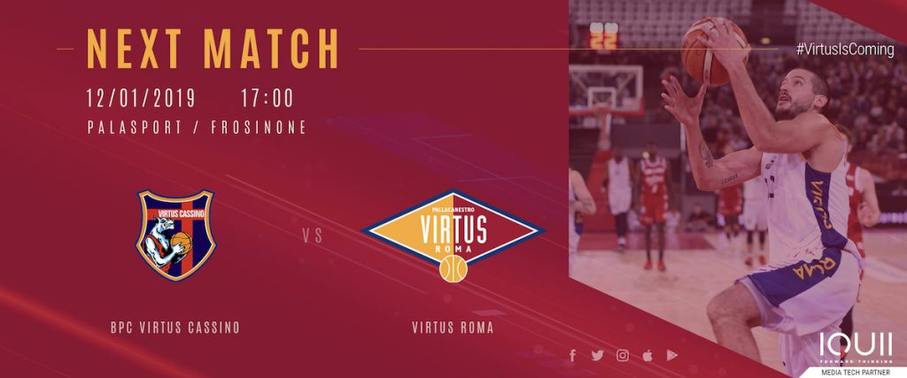 Cassino vs Virtus Roma