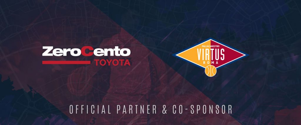 Zerocento partner ufficiale Virtus Roma
