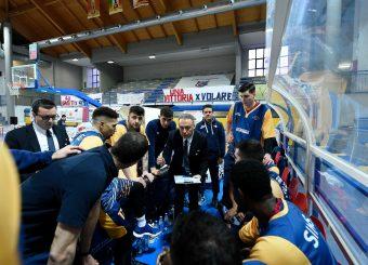Piero Bucchi BPC Virtus Cassino - Virtus Roma Campionato Basket LNP 2018/2019 Frosinone 12/01/2019 Foto Gennaro Masi / Ciamillo-Castoria