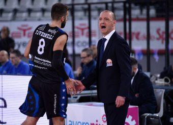 Franco Gramenzi Virtus Roma - Benacquista Assicurazioni Latina Campionato Basket LNP 2018/2019 Roma 16/01/2019 Foto Gennaro Masi / Ciamillo-Castoria