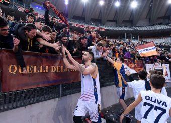Aristide Landi Virtus Roma - Benacquista Assicurazioni Latina Campionato Basket LNP 2018/2019 Roma 16/01/2019 Foto Gennaro Masi / Ciamillo-Castoria