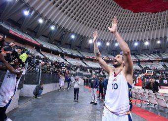 Massimo Chessa Virtus Roma - Benacquista Assicurazioni Latina Campionato Basket LNP 2018/2019 Roma 16/01/2019 Foto Gennaro Masi / Ciamillo-Castoria