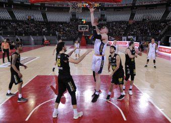 Amar Alibegovic Virtus Roma - Bergamo Campionato Basket LNP 2018/2019 Roma 20/01/2019 Foto Gennaro Masi / Ciamillo-Castoria