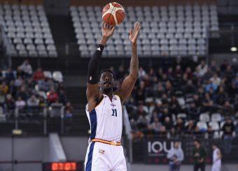 Henry Sims Virtus Roma - Edilnol Pallacanestro Biella Campionato Basket LNP 2018/2019 Roma 27/01/2019 Foto Gennaro Masi / Ciamillo-Castoria