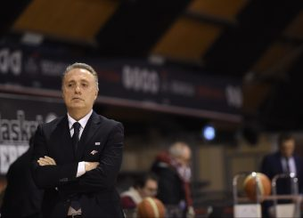 Piero Bucchi Leonis Roma - Virtus Roma Campionato Basket LNP 2018/2019 Roma 31/01/2019 Foto Gennaro Masi / Ciamillo-Castoria