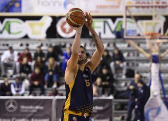 Aristide Landi Leonis Roma - Virtus Roma Campionato Basket LNP 2018/2019 Roma 31/01/2019 Foto Gennaro Masi / Ciamillo-Castoria