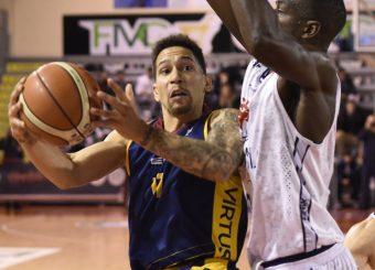 Nic Moore Leonis Roma - Virtus Roma Campionato Basket LNP 2018/2019 Roma 31/01/2019 Foto Gennaro Masi / Ciamillo-Castoria