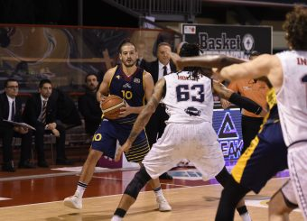 Massimo Chessa Leonis Roma - Virtus Roma Campionato Basket LNP 2018/2019 Roma 31/01/2019 Foto Gennaro Masi / Ciamillo-Castoria