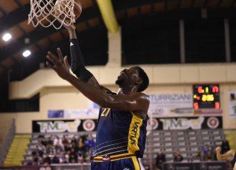 Henry Sims Leonis Roma - Virtus Roma Campionato Basket LNP 2018/2019 Roma 31/01/2019 Foto Gennaro Masi / Ciamillo-Castoria