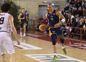 Daniele Sandri Leonis Roma - Virtus Roma Campionato Basket LNP 2018/2019 Roma 31/01/2019 Foto Gennaro Masi / Ciamillo-Castoria